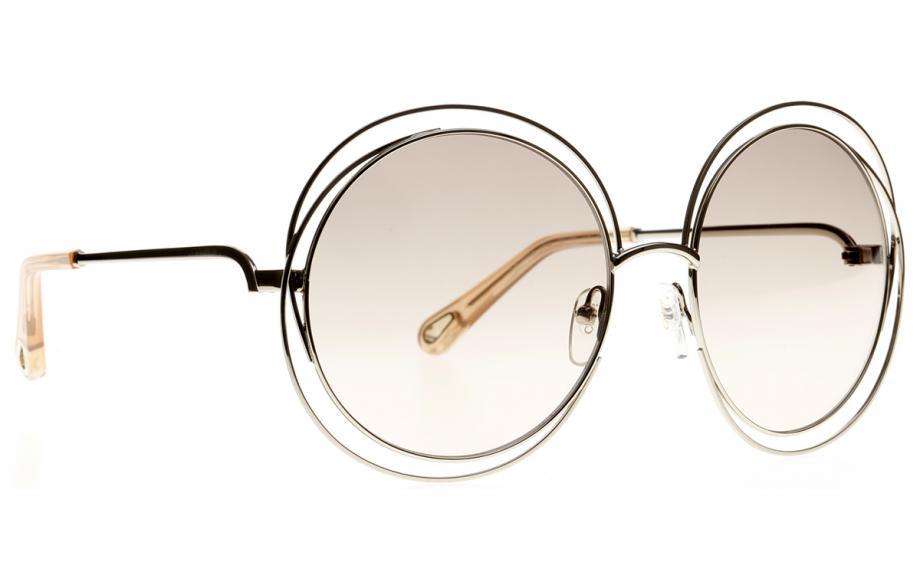 80daaf7c4623 Chloé Carlina CE114SD 724 58 Sunglasses - Free Shipping